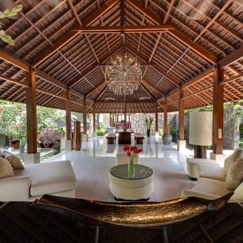 Villa Bunga Pangi Bali - Living Area - Canggu, Bali