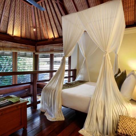 Villa Bunga Wangi Bali - Mezzanine Bedroom - Canggu, Bali