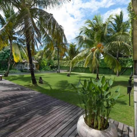 Villa Coco Groove Bali - Entrance View - Seminyak, Bali