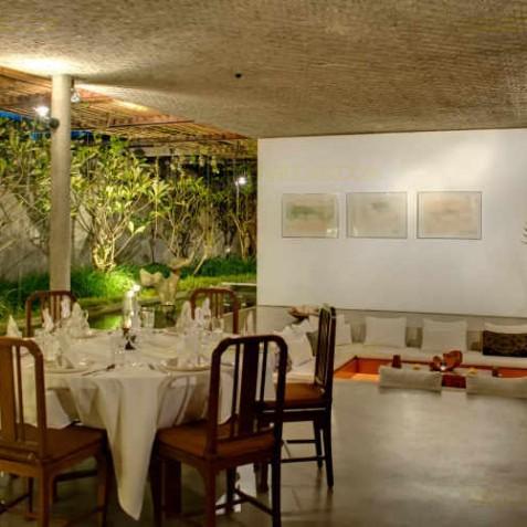 Villa Coco Groove Bali - Fine Dining - Seminyak, Bali