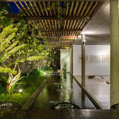 Villa Coco Groove Bali - Fountain - Seminyak, Bali