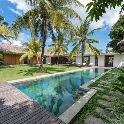 Villa Coco Groove Bali - Garden and Pool - Seminyak, Bali