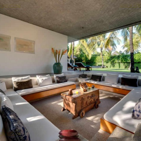 Villa Coco Groove Bali - Living Area - Seminyak, Bali