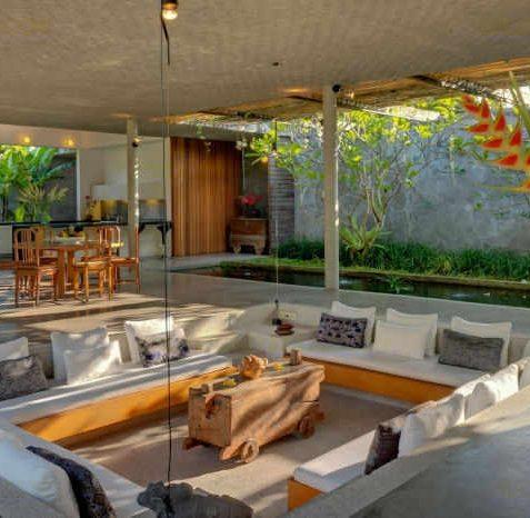 Villa Coco Groove Bali - Living Room - Seminyak, Bali