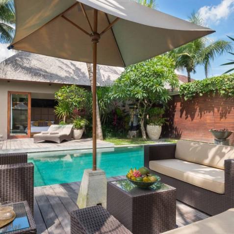 Villa Eshara I - Poolside - Seminyak, Bali