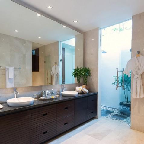 Villa Eshara I - Shower Room - Seminyak, Bali