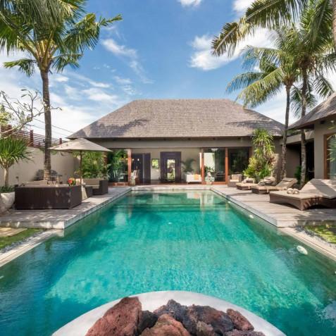 Villa Eshara I - The Villa - Seminyak, Bali