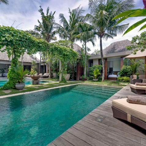 Villa Eshara II - Open Doors to Eshara I - Seminyak, Bali