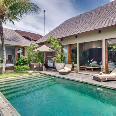 Villa Eshara II - Pool and Villa - Seminyak, Bali