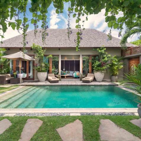 Villa Eshara II - The Villa - Seminyak, Bali