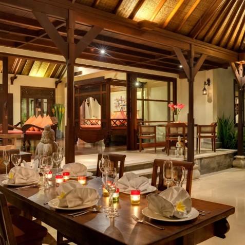 Villa Frangipani Bali - Dining Area - Canggu, Bali