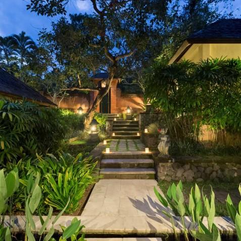 Villa Frangipani Bali - Entrance to Villa - Canggu, Bali