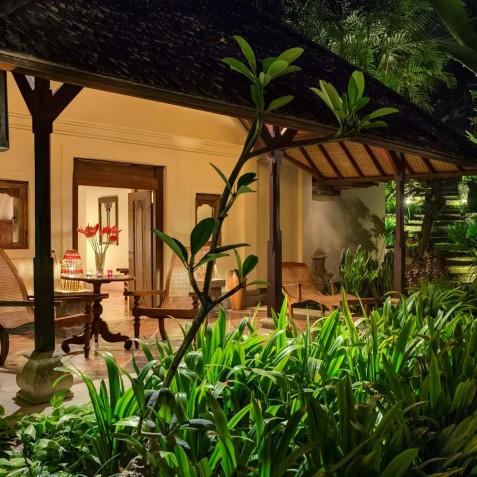 Villa Frangipani Bali - Garden Suite Veranda - Canggu, Bali