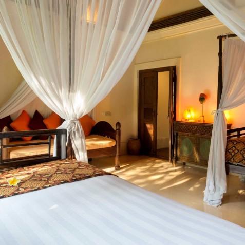 Villa Frangipani Bali - Garden Twin Suite - Canggu, Bali