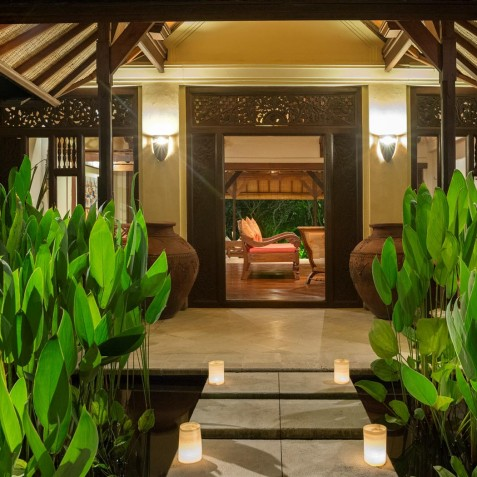 Villa Frangipani Bali - Entrance - Canggu, Bali