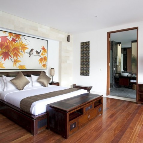 Villa Iskandar Bali - Seseh-Tanah Lot, Bali - Guest Bedroom One