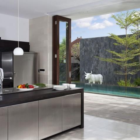 Villa Issi - Kitchen and Chef - Seminyak, Bali