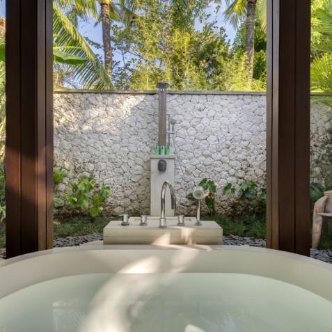 Villa Jagaditha Bali - Guest Suite Two Bathroom - Canggu, Bali