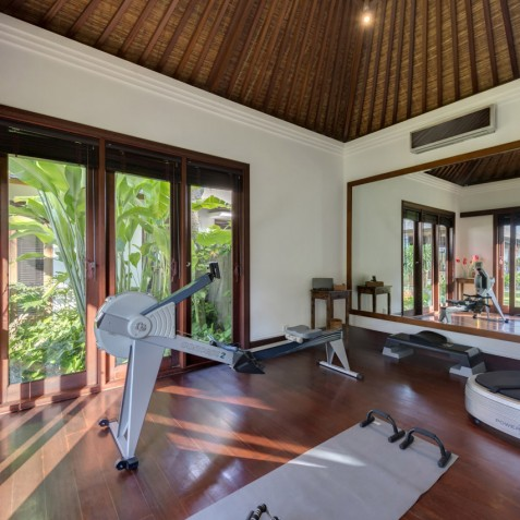 Villa Jagaditha Bali - The Gym - Canggu, Bali