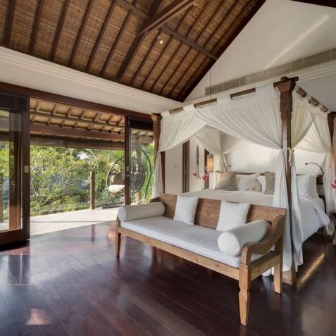 Villa Jagaditha Bali - Master Suite Interior - Canggu, Bali
