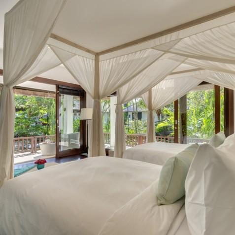 Villa Jagaditha Bali - Master Twin Suite - Canggu, Bali