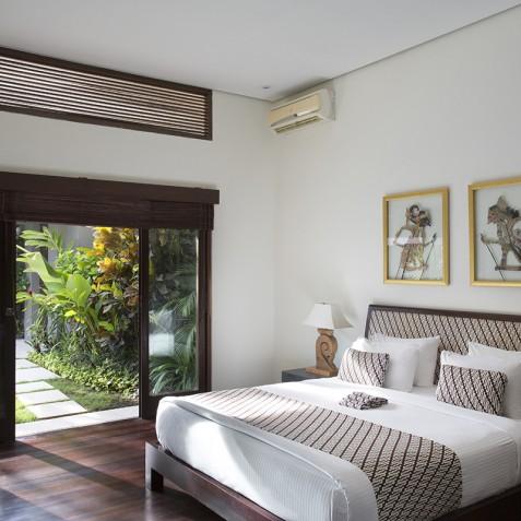 Villa Jemma - Guest Bedroom Two - Seminyak, Bali