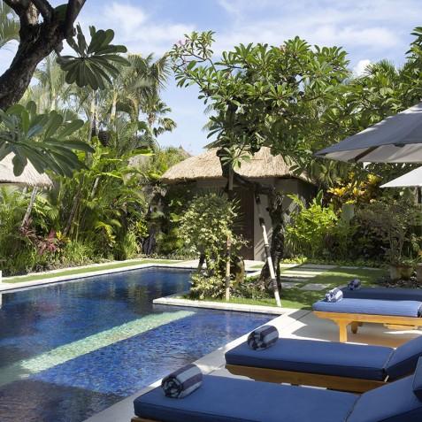 Villa Jemma - Sun Loungers - Seminyak, Bali