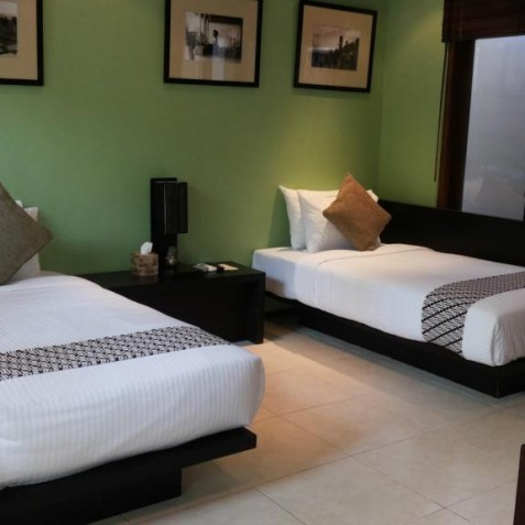 Villa Jemma - Twin Room - Seminyak, Bali