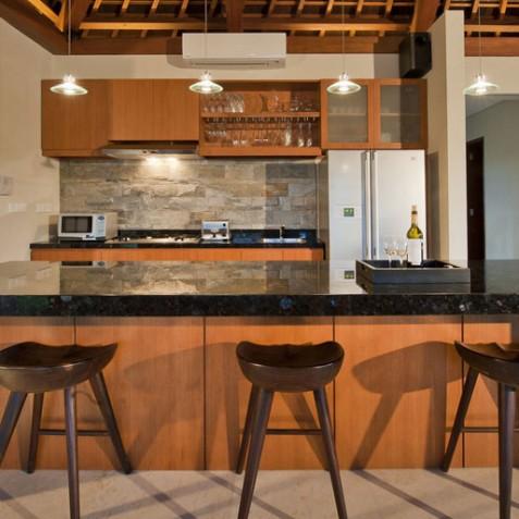 Villa Joss - Bar and Kitchen - Seminyak, Bali