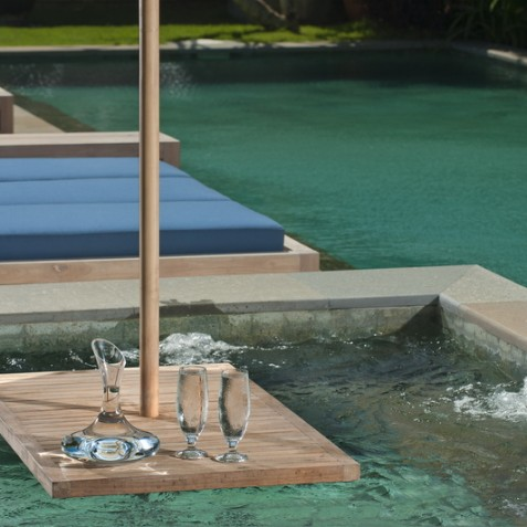 Villa Joss - Jacuzzi Table - Seminyak, Bali