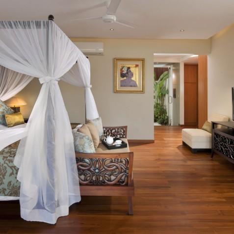 Villa Joss - Master Bedroom Suite - Seminyak, Bali
