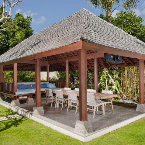 Villa Joss - The Bale - Seminyak, Bali
