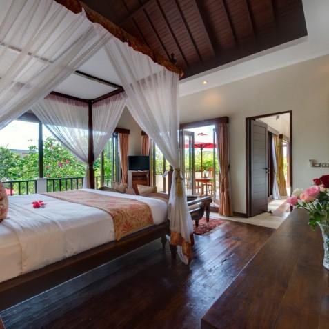 Villa Kalimaya I - Master Bedroom - Seminyak, Bali