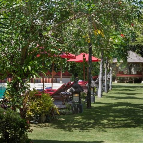 Villa Kalimaya I - Villa Grounds - Seminyak, Bali