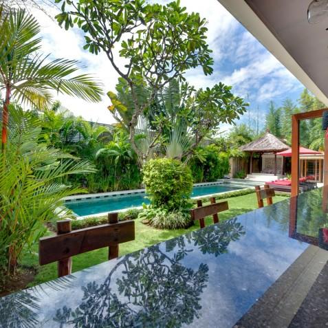 Villa Kalimaya II - Bar Area - Seminyak, Bali