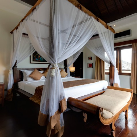 Villa Kalimaya II - Guest Bedroom - Seminyak, Bali