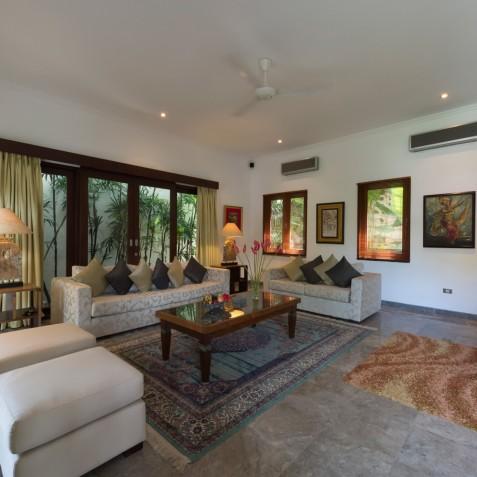 Villa Kalimaya II - Living Area - Seminyak, Bali
