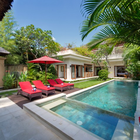 Villa Kalimaya II - Outdoor Area - Seminyak, Bali
