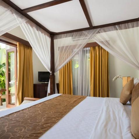 Villa Kalimaya III - Master Bedroom - Seminyak, Bali