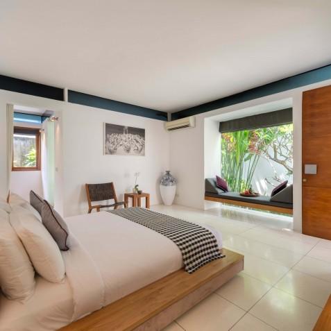 Villa Kavya Bali - Guest Bedroom - Canggu, Bali