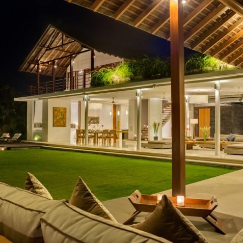 Villa Kavya Bali - Guest Bedroom Terrace - Canggu, Bali