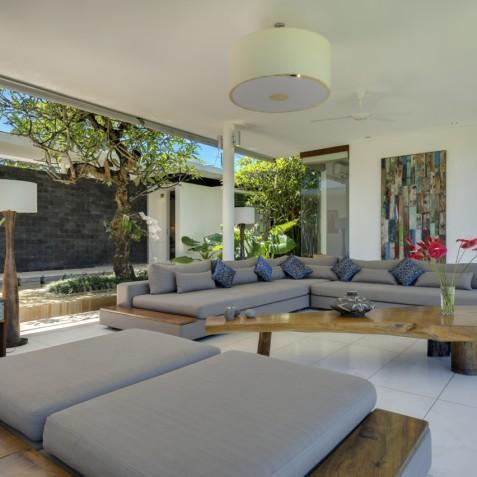 Villa Kavya Bali - Living Room - Canggu, Bali