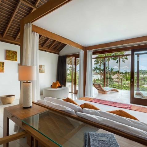 Villa Kavya Bali - Master Bedroom - Canggu, Bali