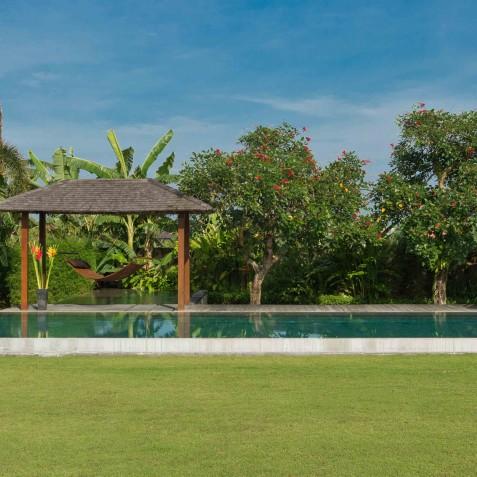 Villa Kavya Bali - Pool and Hammock - Canggu, Bali