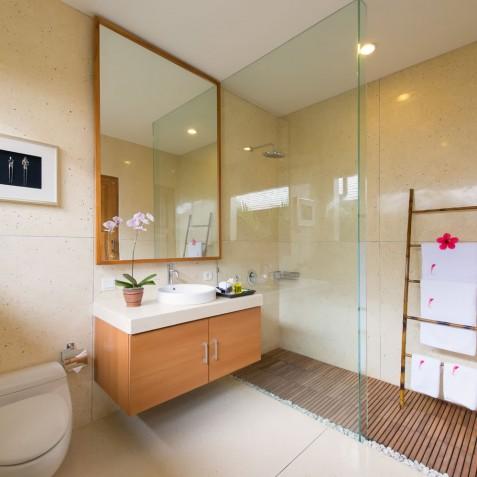 Villa Kinara - Guest Bathroom Four - Seminyak, Bali