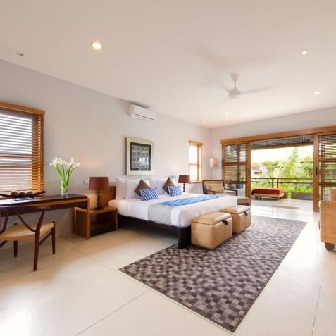 Villa Kinara - Guest Bedroom Five - Seminyak, Bali