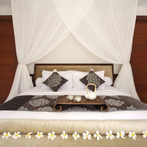 Villa Lataliana I - Guest Bedroom Three - Seminyak, Bali