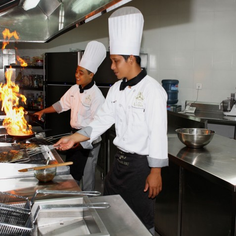 Villa Lataliana I - Restaurant Grade Kitchen - Seminyak, Bali
