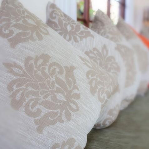 Villa Lataliana II - Cushion Detail - Seminyak, Bali