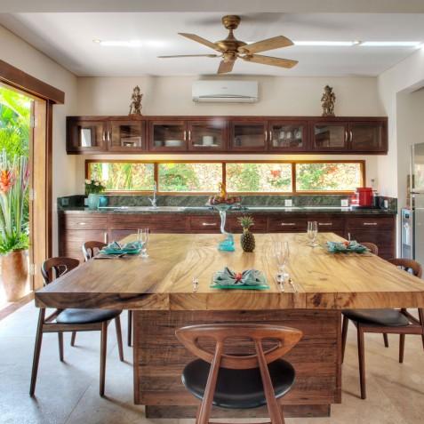 Villa Lataliana II - Kitchen - Seminyak, Bali